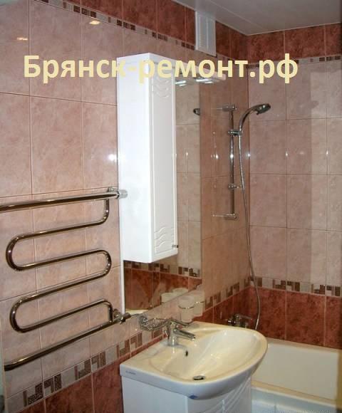Ванная комната под ключ, теплый пол, укладка плитки и т.д. Цена 27 т.р. 12 дней. Сдано 3 октября 2013